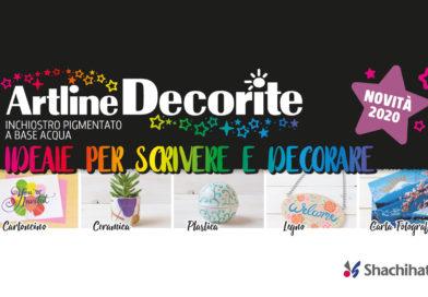 ARTLINE 2020 Shirt Marker & Decorite