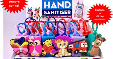 GEL KIDS – Igienizzante